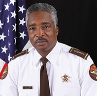 Sheriff Brown photo